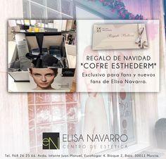 """REGALO DE NAVIDAD """"COFRE INSTITUT ESTHEDERM"""" para FANS de ESTÉTICA ELISA NAVARRO."""
