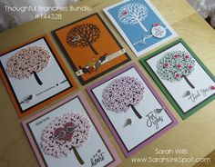 THOUGHTFUL BRANCHES « Sarahs Ink Spot