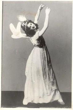 ~Vintage fairy ballerina~