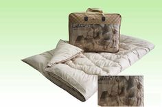 """Comforter  with  applique """"Camel Grass"""" wool of camel, in  cotton. Winter #NoBrend #Forall"""