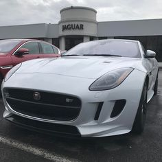 """A celebration of the Jaguar F-TYPE model and it's Britishness"" -Jaguar  The 2017 Jaguar F-TYPE S British Design Edition"
