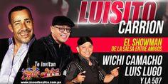Luisito Carrión, Wichy Camacho y Luis Lugo con la orquesta 507 juntos en Panamá | A Son De Salsa