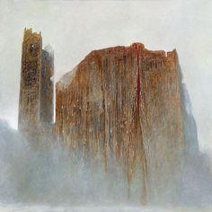 즈지스와프 벡신스키[Zdzislaw Beksinski]- Paintings 10 : 네이버 블로그