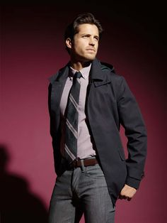 Where to Buy at SCARBOROUGH TOWN CENTRE  / CLUB MONACO - PEACOAT W/ HOOD  / MEXX - DRESS SHIRT  /  HUDSON'S BAY - LEVIS 511 COMMUTER JEAN  / CLUB MONACO - STRIPED TIE /  HUDSON'S BAY – BELT