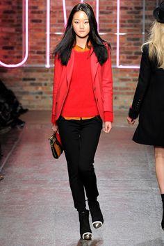 Fall 2011 Ready-to-Wear DKNY