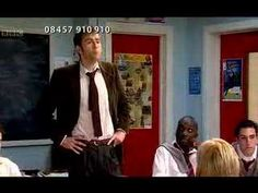 Comic Relief - Catherine Tate & David Tennant : Oi! This is simply brilliant!! :D