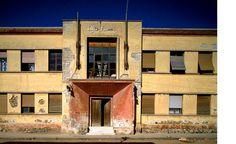 Concesionario y ofcinas Alfa Romeo, Asmara