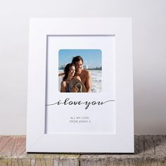 Our Photo Upload Framed Print is a cute gift for your other half. Add a message and photo of your choice. Cute Couple Gifts, Cute Gifts, Diy Gifts, Picture Gifts, Photo Gifts, Diy Birthday, Birthday Gifts, Photo Collage Gift, Photos Encadrées