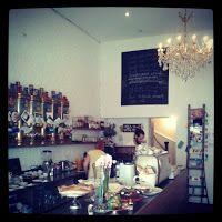 Antwerpen - Escobar (koffie + lunch)