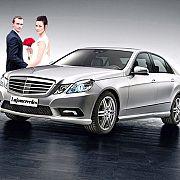 Alquiler de coches Mercedes con conductor Donostia y Guipúzcoa Bodas www.moremieventos.com info@moremieventos.com