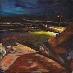 Shop 'Early Days II', a beachscape painting by contemporary Durban artist Deidre Maree, size 20 x available to buy online. Online Art Gallery, Original Art, African, River, Day, Artist, Stuff To Buy, Outdoor, Painting