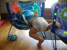 25 Kids Sleeping in the Strangest Places - Didn't quite make it to his chair.