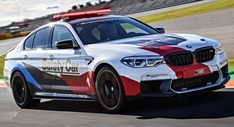 BMW M5 Competition Confirmed For 2018, Latest Safety Car Hints At Production Model #news #BMW