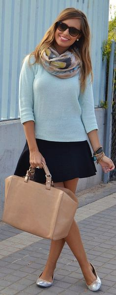 #pastel #blue by Be Iconic