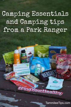 Essentials and Camping tips from a Park Ranger Camping Tips and Essentials - I Love the fact that Smores tops the list! camping tipsCamping Tips and Essentials - I Love the fact that Smores tops the list! camping tips Camping Bedarf, Camping Checklist, Camping With Kids, Family Camping, Camping Hacks, Outdoor Camping, Camping Stuff, Glamping, Camping Guide