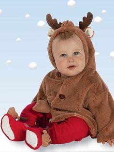 Bearington Baby Lil' Reindeer Coat $34.95