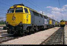 RailPictures.Net Photo: 333-092 Renfe 333 at Albacete, Spain by Jaime Marti Barroso
