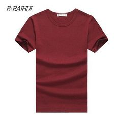 T shirt men clothing summer style solid t-shirt male casual t shirt new fashion men tops tees men t-shirts