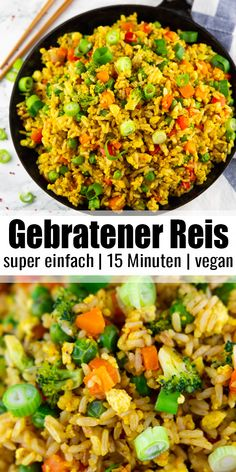 Plan Your Food Plan In Real 'Melonish' Style - My Website Healthy Food List, Healthy Eating, Arroz Frito, Rice Recipes For Dinner, Vegan Recipes Easy, Beef Recipes, Chicken Recipes, Fried Rice, Carne