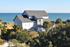 1341 DeBordieu Blvd. might just be the PERFECT Beach House! Just an hour north or Charleston!!!
