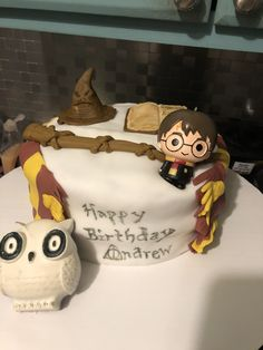 58 New Ideas For Cake Beautiful Birthday Harry Potter Harry Potter Cupcakes, Harry Potter Birthday Cake, Harry Potter Bday, Dobby Harry Potter, Princess Bridal Showers, Strawberry Whipped Cream, Cake Decorating Tutorials, Diy Decorating, Chocolate Strawberries
