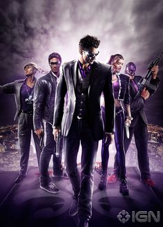 "Playing ""Saints Row: The Third"""