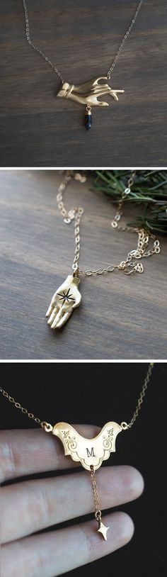 Good Looking Objects Jewelry inspired by nature {sponsored}