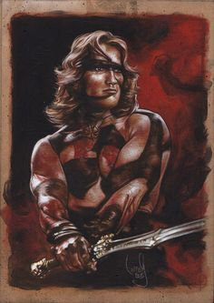 Conan by Jeff Lafferty