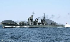 IJN Heavy Cruiser Nachi - 日本海軍重巡洋艦, 那智!