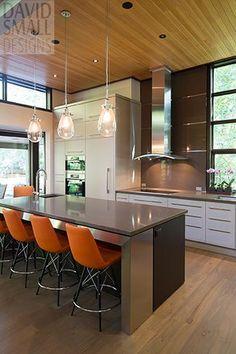 David's House | David Small Designs  #kitchen #Miele #modern
