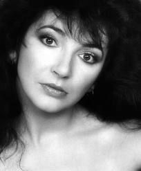 Kate Bush - I remember picking up the Hounds of Love release back in the late 80's and to this day listen to the entire thing at least once a week. My all-time favorite album