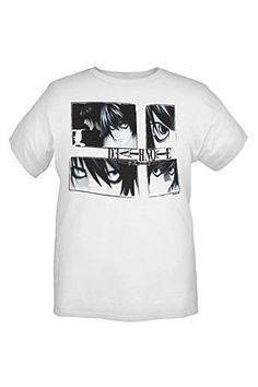 @Andrea G This is my Death Note shirt