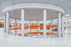 Lammermarkt Parking Garage,© Ronald Tilleman