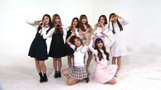 [Lovelyz] 160511 Weekly Idol (8p)