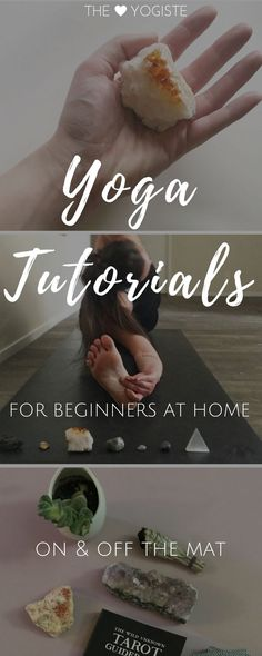 Yoga tutorials made for beginners and people who want on and off the mat inspiration! Don't forget to join the community for more fun! Believe in your beauty. The Yogiste. Yoga inspiration. Yoga for beginners. Yoga lifestyle. Yoga for everybody. Yoga fun. Yoga blogger.