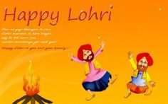 Happy lohri greeting wishes invitation cards with wording with hd lohri festival cards ecards happy lohri cards ecards best latest selected free download hd stopboris Images