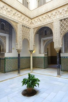 Alcazar Seville, European Destination, European Travel, Beautiful Streets, Backpacking Europe, Andalusia, 14th Century, Architecture, Cover Photos