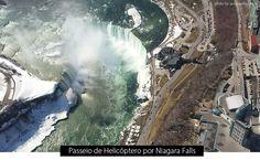 Niagara Falls | Passeio de helicóptero pelas Cataratas