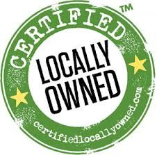 From decals to doormats, make sure you're helping promote the shop local movement.