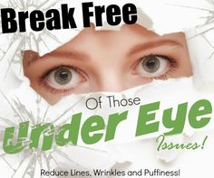 Tips To Suddenly Break Free Of Those Under Eye Issues, By Barbie's Beauty Bits. #skincare, #antiaging #InstantRetouchwithSuddenChange