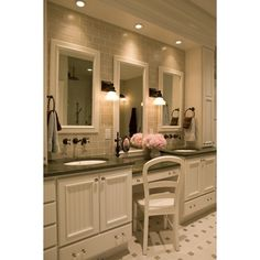 Bathroom Design, Pictures, Remodel, Decor and Ideas - page 2 ❤ liked on Polyvore