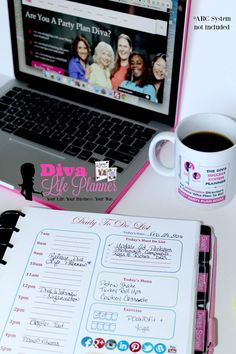 For nearly ten years now The Diva Success System Planner has been helping direct sales consultants all over the World to organize their business in one place. Our new Diva Life Planners take everything you love about our original planners and lets you customize your new planner to fit every aspect …