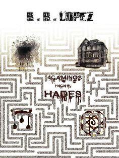 Portada del recopilatorio de relatos de terror cuatro caminos hacia el Hades