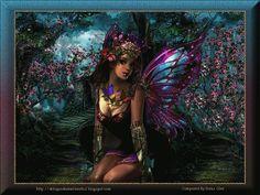 Titulo:Fantasia 2 Enero 2015 World Gif, Fantasy World, Butterfly, Wonder Woman, Google, Women, January, Wings, Bow Ties