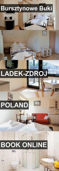 Hotel Bursztynowe Buki in Ladek-Zdroj, Poland. For more information, photos, reviews and best prices please follow the link. #Poland #Ladek-Zdroj #hotel #travel #vacation