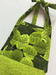 Leaf Kitchen Towel,Lime Green Towel,Green Hand Towel,Kitchen Decor, Lime Green, Green Leaf Towel,Leaves Tea Towel, Hostess Gift,Home Decor by thestuffedcat on Etsy