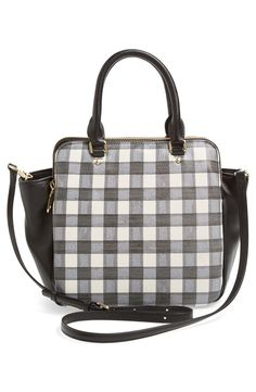 MARC BY MARC JACOBS 'Goodbye Columbus BB' Leather Satchel