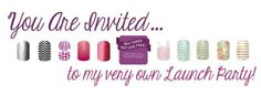 I am launching my first Jamberry Party! I am handing out prizes.