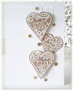Created by Tina Boyden for Craftwork Cards using Beau Papier collection