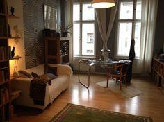 Möbliertes Zimmer 24qm in netter 2-WG in beliebter zentraler Lage - WG Zimmer in Berlin-Schöneberg